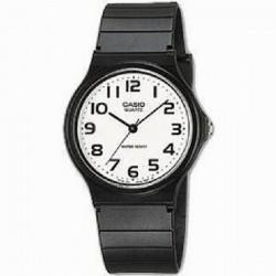 Reloj analógico deportivo de pulsera para hombre de Casio - MQ-24-7B2