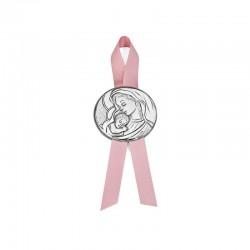 Medalla cuna en plaqué de plata de lPedro Durán  - 07500279