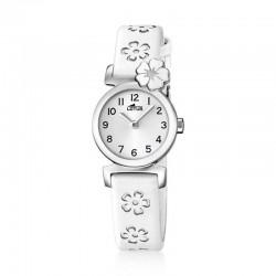 Reloj analogico con correa de piel para niña de Lotus - 18174/1