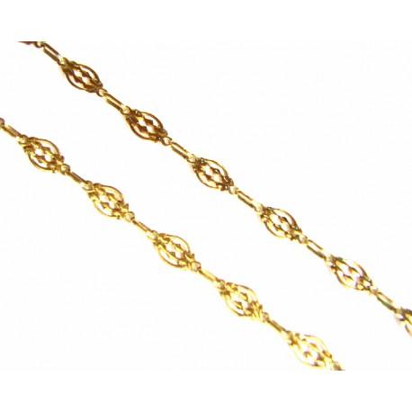 Collar de oro de 18 kl de 45 cms  - 0010/9.3