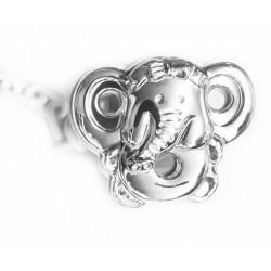 Pinza de plata para chupete de Cunill - 212431