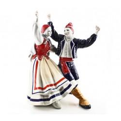 Pareja de Baile cerámica Galos - 457