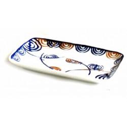 Orballo, bandeja pequeña de cerámica Galos  - 5899