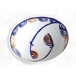 Orballo, bol de cerámica de Galos - 5891