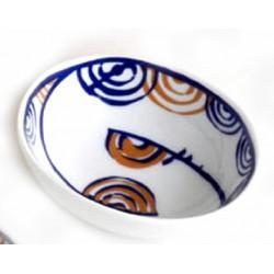 Orballo, bol de cerámica Galos  - 5892