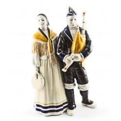 Galegos na festa de cerámica Galos - 4578