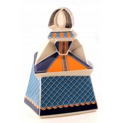 Menina Cubista de cerámica de Galos - 8817