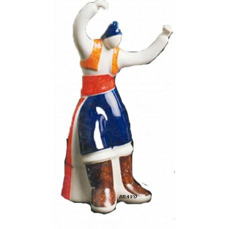 Alborada de cerámica de Galos - 8220