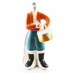 Alborada Tambor Mediana de cerámica de Galos - 8222