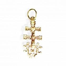 Cruz de caravaca de oro 9 kl - 9K200080/1.15