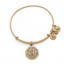 Pulsera de metal dorado de Alex and Ani - A13EB14FG