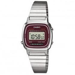 Reloj digital de pulsera mujer de Casio - LA670WEA-4EF