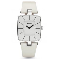 Reloj analógico de pulsera para mujer blanco Duward - D11031.11