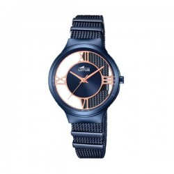Reloj analógico para señora de Lotus con armis de acero - 18334/1