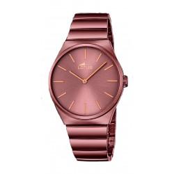 Reloj analógico para caballero de Lotus con armis de acero - 18280/1