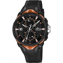 Reloj cronometro  para caballero de LOTUS - 18107/3