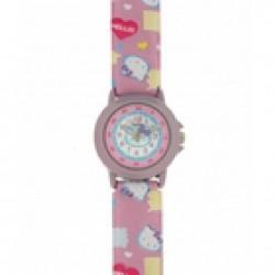Reloj analógico para niña de Hello Kitty - R-4402401