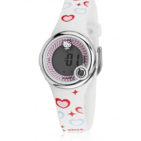 d069901ac987 Reloj digital para niña de Hello Kitty - R-4410401