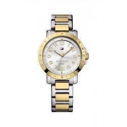 Reloj Tommy Hilfiger analógico con armis de acero bicolor - 1781398