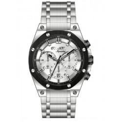 Reloj Duward cronómetro con armis de acero - D95505.01
