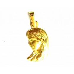 Medalla de oro de 18...