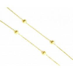 Collar oro amarillo 18K...