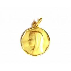 Medalla oro 9 quilates  -...