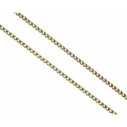 Cadena de oro  con malla...