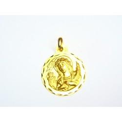 Medalla oro Santa Bárbara.698