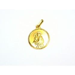 Medalla oro San Antonio.C0130