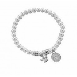 Pulsera de perlas naturales...