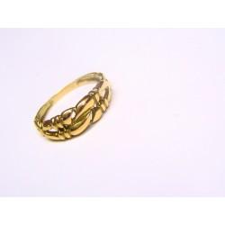 Anillo de oro R82