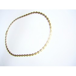 Collar gold-filled 321051