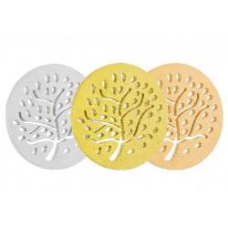 Moneda SHAKA acero Árbol de...