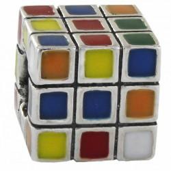 Abalorio Cubo de Rubik para...