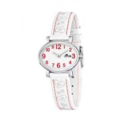 Reloj Niña LOTUS corazones...